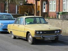 Rover (24) (peter_b2008) Tags: rover classiccars britishleyland bl 2000tc xvj506k