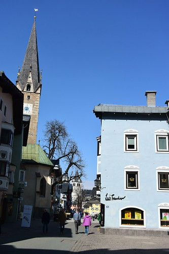 Kitzbühel church (Vorderstadt)