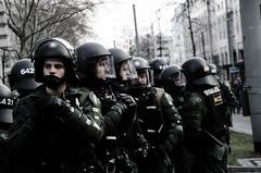 EZB-Eröffnung (Eniola Itohan) Tags: frankfurt blockade riots 18m blockupy ecbopening ezberöffnung