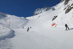 Combe (gourette domaine skiable) Tags: ski pistes gourette pneblanque