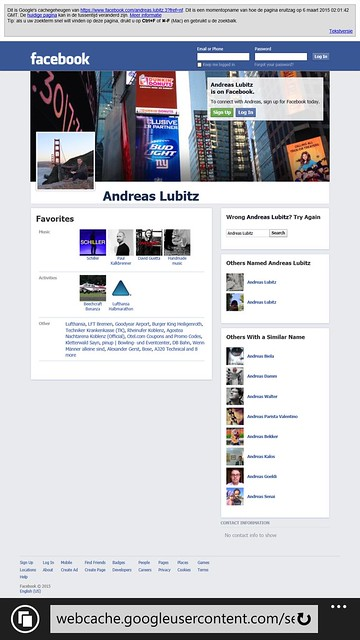 Andreas Lubitz, Pilot