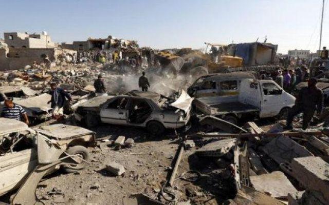 Lo YEMEN è sotto attacco da parte dellArabia Saudita