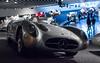 Silberpfeile (William Biesiadecki) Tags: museum racecar silver germany deutschland mercedes benz 1 stuttgart f1 formula arrows silberpfeile