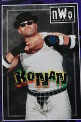 NWO-the New World Order (bballchico) Tags: wrestling nwo newworldorder wrestlers lucha wwe wcw konan ecw