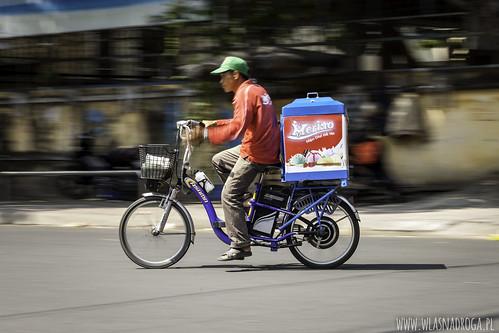 Wietnamskie rowery