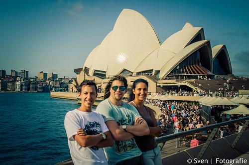 We love Sydney!