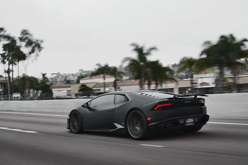 Lamborghini Huracan в тюнинге от GMG Racing