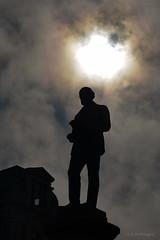 mr. Ericsson (pro.henrik) Tags: silhouette göteborg ericsson sigma siluett johnericsson kungsportsavenyn sigma50mmf14 nikond800 fotosondag fs150329