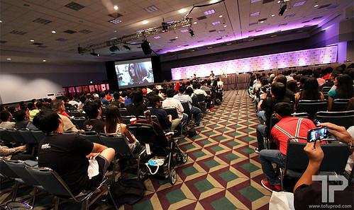 Anime Expo 2013 Day 4