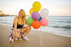 Sydney Suarez (Dominick Nicholas Valdivia) Tags: birthday portrait beach canon fortlauderdale magichour happybday dominicknicholasphotography