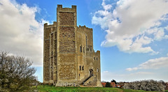Orford Castle. (james perkins.) Tags: history architecture suffolk tripod filters hdr sigma1020mm englishheritage orfordcastle henryii domesdaybook canon650d photoshopelements11