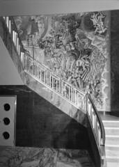 Banco Nacional Ultramarino, Lisboa, Portugal (Biblioteca de Arte-Fundação Calouste Gulbenkian) Tags: portugal arquitectura arte lisboa banco biblioteca interiores gulbenkian horácio fundaçãocaloustegulbenkian novais bibliotecadearte horácionovais
