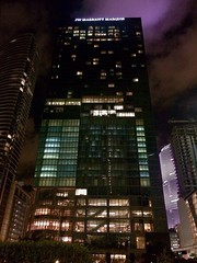 Gotham (Bruno Abreu) Tags: night buildings downtown miami downtownmiami