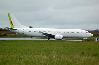 EX S7 AIRLINES B737 G-CIOE