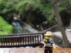 my lego..grapher (ngenet01) Tags: photographer lego indianajones legography olympusomdem1 zuiko1240f28 legogrpaher