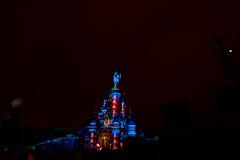 SLEEPING BEAUTY CASTLE @ DISNEYLAND PARIS (dale hartrick) Tags: paris castle nikon disneyland disney disneylandparis sleepingbeautycastle nikond800