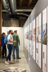 Living Small Opening (architecturegeek) Tags: seattle travel architecture for design living small center exhibit professional emerging scholarship aia 2015 livingsmall aiaseattle travelscholarship emergingprofessional smallersmarter centerforarchitectureanddesign