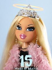 Happy Anniversary Bratz! (PancakeBoss) Tags: blue childhood by living moments dolls anniversary it queens loves 15th 2009 bratz cloe designed