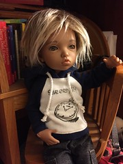 Ethan with new wig (ElSnz) Tags: bid efreet lightbrown iplehouse