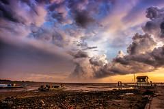 Mammatus Clouds () Tags: