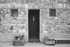 Santa Fe, New Mexico (rwkw63) Tags: travel newmexico santafe film 35mm blackwhite ilforddelta100 asahipentaxspotmatic supertakumar13528mm kenkoy2filter