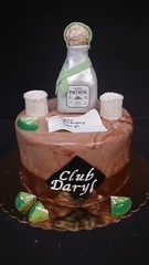 Tequila Cake (dragosisters) Tags: cake bar napkin tequila limes patron