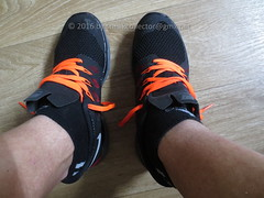 NIKE FREE vs. NIKE FREE GS (sneakcollector) Tags: small sneakers tiny sneaker tight