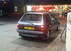 1989 Vauxhall Nova GTE (Stuart Axe) Tags: uk greatbritain england classic nova car classiccar gm unitedkingdom gb 1989 opel vauxhall corsa generalmotors gte opelcorsa vauxhallnova corsaa vauxhallnovagte