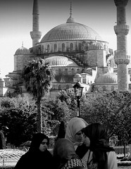 Blue Mosque, Istanbul (G*C*) Tags: blue istanbul mosque fujifilm x20