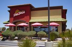Del Taco, Apple Valley, CA (Daralee's Web World photos) Tags: deltaco applevalleyca applevalleyroad applevalleytownecenter