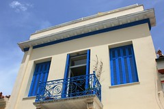 (Brian Aslak) Tags: house window europe balcony hellas athens greece attica adrianou