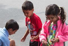 Three Children (marylea) Tags: community michigan parade dexter memorialday 2015 may25 memorialdayparade washtenawcounty