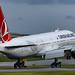 Turkish Airlines Boeing 777-300ER touching down at PAE (TC-LJI)