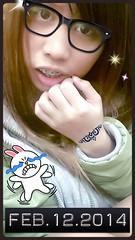 1655684_10200528197766837_629651201_o (AnivChen) Tags: vinalin sexy sexygirl sexylegs cute cutegirl taiwanesegirl