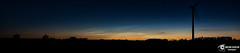 20160612-image (Kajetan Ciesielski) Tags: sunset sky panorama night stars wind outdoor nightsky nlc turbine windturbine