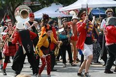 Fremont Solstice 2016  2232 (khaufle) Tags: solstice fremont wa usa marchingband parade