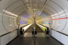 Tunnel Wilhelminaplein 1 (Adam Riese) Tags: rotterdam metro nl niederlande zuidholland metrowilhelminaplein pentaxk3 pentaxda1540limited fachexkursionrotterdam