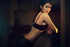 Wilma Alonzo (brymanaloto) Tags: lighting sexy beauty fashion asian glamour nikon photoshoot philippines dramatic sensual bm boudoir filipina cinematic metromanila colorgrading weshootpeople nikond610 brymanaloto azilocampo wilmaalonzo awialonzo