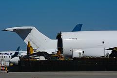 C-GKFB (scrapping) (Steelhead 2010) Tags: cargo douglas dc10 mcdonnelldouglas kfa yhm creg kelownaflightcraft dc1030f cgkfb