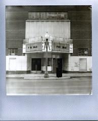 (Matt Allouf) Tags: white black film project polaroid sx70 hope mount westvirginia instant expired impossible
