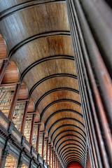 (sgtsalamander) Tags: nikon library trinitycollege tokina hdr d800 longroom republicofireland 1628