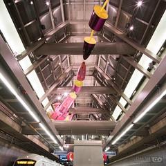Capitol Hill Station Wides (Taomeister) Tags: seattle masstransit linklightrail voigtlandersuperwideheliar15mmf45 capitolhillstation sonya7ii voigtlandersuperwideheliar1545iiiasph
