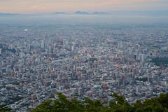 moiwa_01 (suzumi3) Tags: view mtmoiwa landscape sapporo japan hokkaido