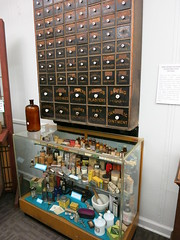 IMG_2378 historical pharmacy (jgagnon63@yahoo.com) Tags: museum pharmacy drugs historical apothecary uppermichigan escanaba druggist deltacountyhistoricalmuseum deltacountymi deltacountyhistoricalsociety
