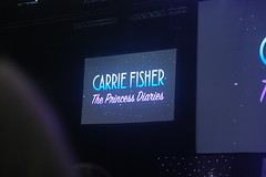 Carrie Fisher: The Princess DIaries