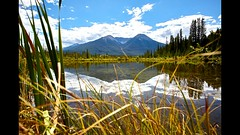 Vermillion Lakes (A.Connah) Tags: banffnationalpark vermilionlakes water time lapse