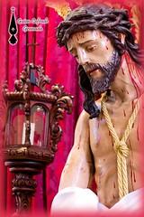 Ecce Homo Vlez Mlaga (Guion Cofrade) Tags: fe cofradia cofrade santa semana seor pasin pasion costalero jess besapis cristo vlez devocin procesin iglesia imagen religion mlaga hermandad