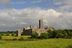 Quinn Abbey (Andrew_Karter) Tags: quinnabbey quinn abbey coclare countyclare clare ireland eire