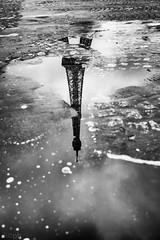 Paris -Tour Eiffel (ilic photographer) Tags: paris parigi toureiffel eiffel france blackwhite bw nikon nikond810 d810