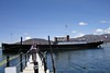 2007 - Peru - Lake Titicaca  - the Yavari (built 1862) (bellrockman2011) Tags: peru laketiticaca knitting cusco quinoa weaving puno taquileisland yavari lakedwellers